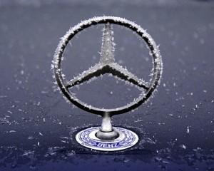 Étoile Mercedes
